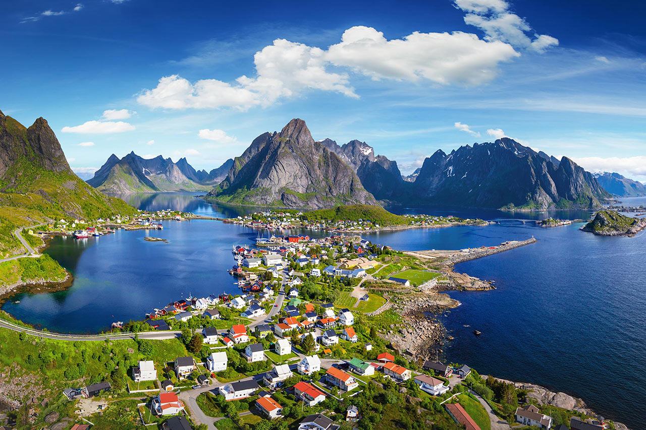 Benefits for Automotive professionals in Norway
