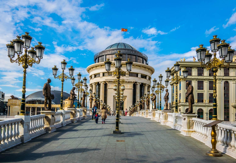 Skopje, North Macedonia - Recruitment on 15 September 2021
