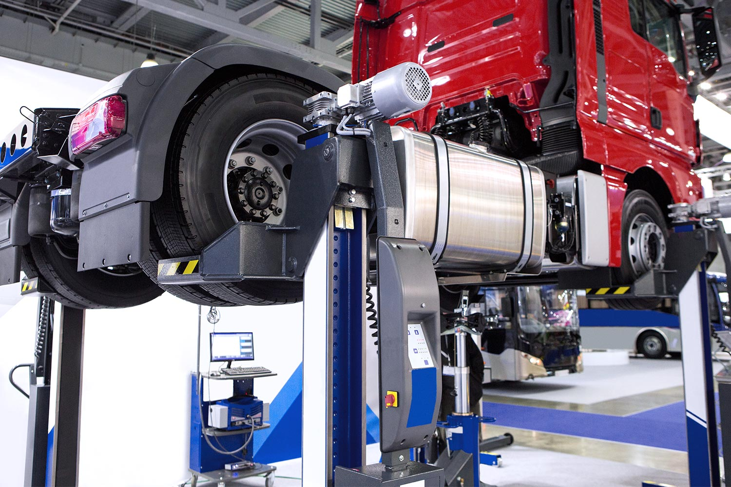 Scania and Volvo experienced truck mechanics needed in Norway