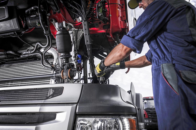 Volvo trucks mechanic needed - north Norway